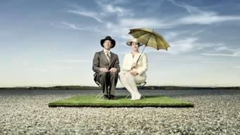 Das Duo «schön&gut» erhält 2014 den Kabarett-Preis Cornichon
