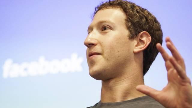 Mark Zuckerberg und Facebook planen den Börsengang. (Archiv)