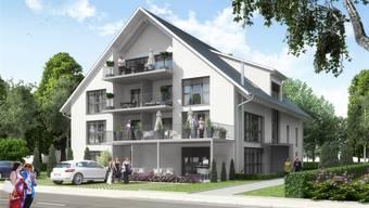 So könnte ein modernes Stöckli nach den Ideen der Wohnbaugenossenschaft dereinst aussehen.