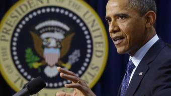 US-Präsident Obama rief das Repräsentantehaus dazu auf, das Gesetzesvorhaben auf den Weg zu bringen