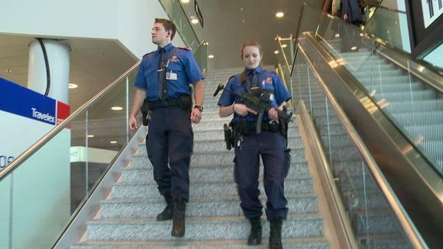 Bombenalarm am Zürcher Flughafen