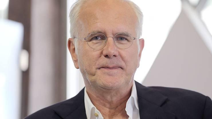 Back to the roots: Als Schüler ass Moderator und Schauspieler Harald Schmidt in der Kantine der Staatsoper Stuttgart, ab Juni ist er ebenda in einer Strauss-Oper zu sehen. (Archivbild)