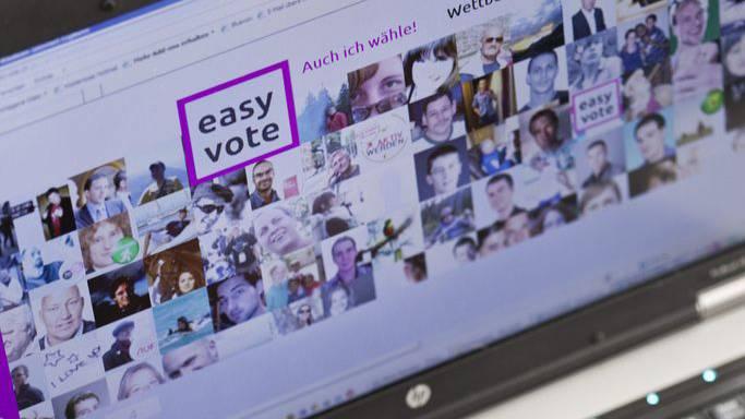 Easyvote: Abstimmen leicht gemacht.