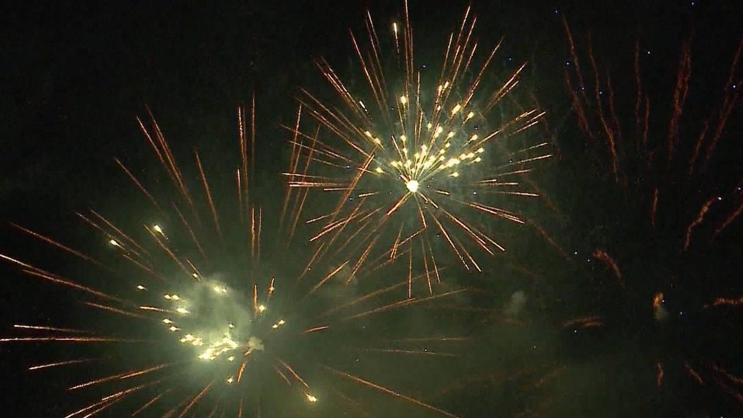 Feuerwerksverbot in einzelnen Gemeinden noch möglich
