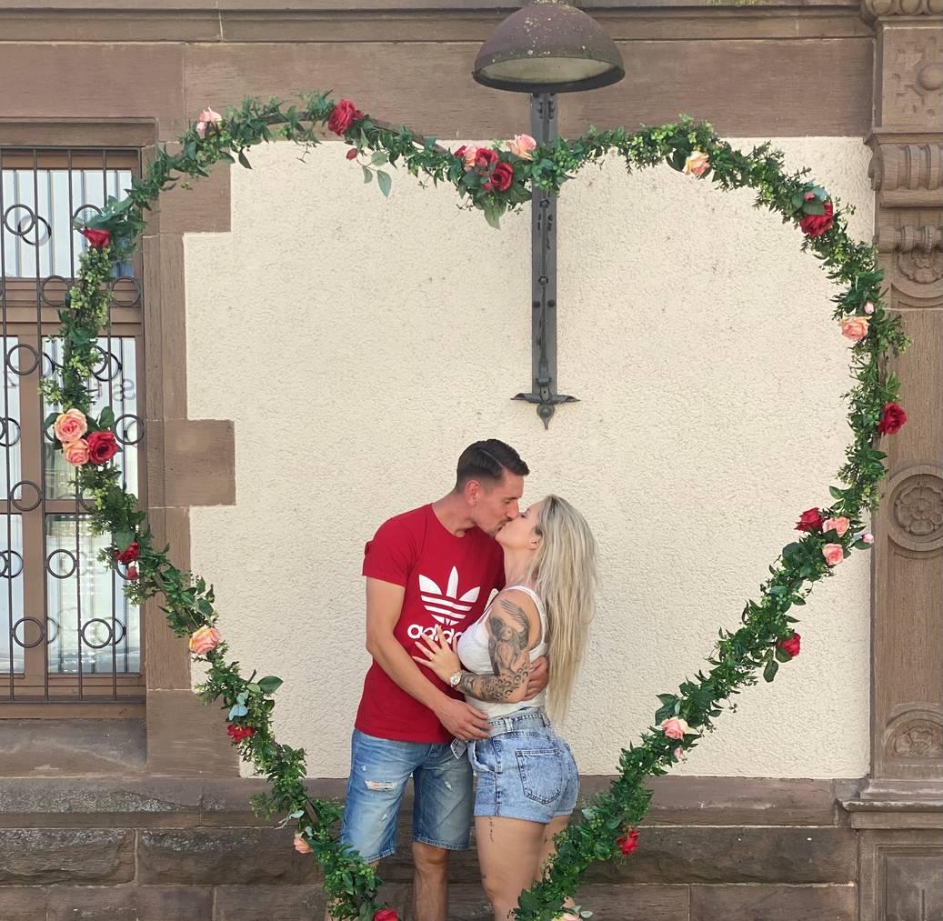 Desiree Imfeld und Kevin Niederberger aus Emmenbrücke