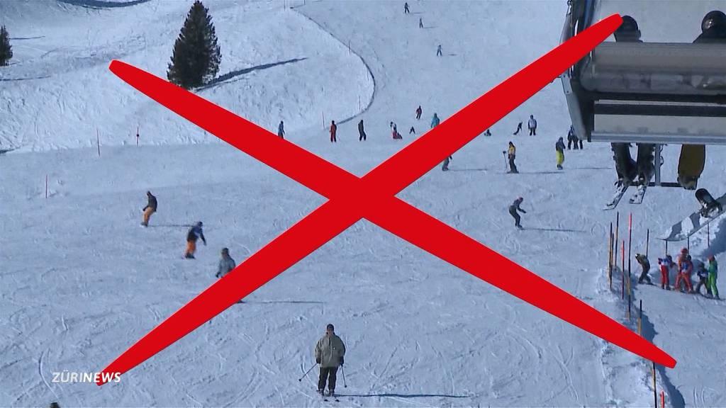 Bergkantone empört über Zürcher Forderung nach Skigebiet-Schliessung