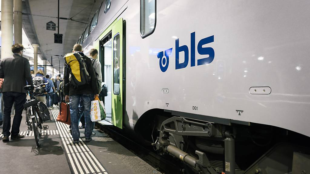 BLS verzeichnet 60 Prozent weniger Fahrgäste
