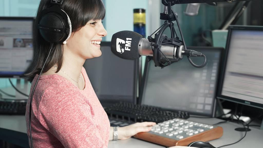 Katerina Mistakidis vom FM1 Feierabend freut sich über den Hörerzuwachs. (Archiv)
