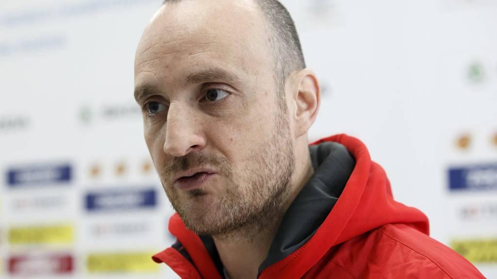 Christian Wohlwend wird HCD-Trainer. (Archivbild)
