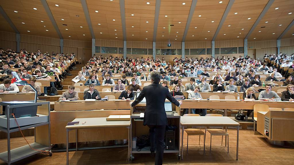 Die Zeit dürfte kaum mehr für eine zeitgerechte Assoziierung der Schweiz am EU-Mobilitätsprogramm Erasmus Plus (2021-2027) für Studierende und junge Berufsleute reichen. (Archiv)