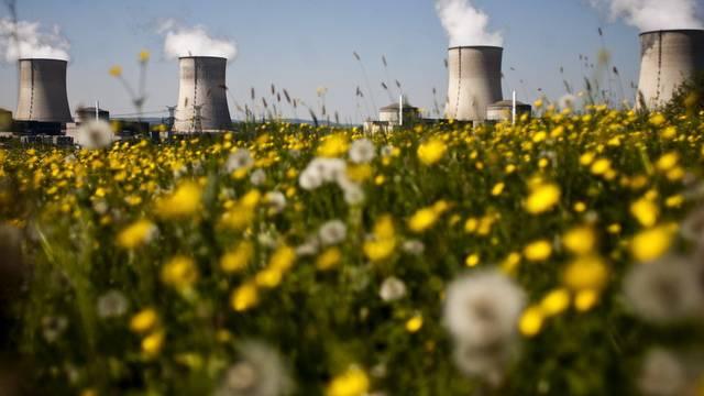 Atomkraftwerk in Cattenom, Frankreich (Archiv)