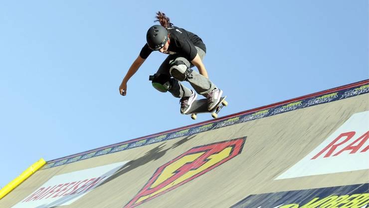 Der Freestyle-Park Allmend ist ab nächstem Mittwoch offen. (Symbolbild)