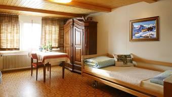 Zimmer im Altersheim «Ob dem Holz»