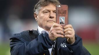Wird schon bald wieder live Meisterschaftsspiele seines Klubs sehen: FCZ-Präsident Ancillo Canepa