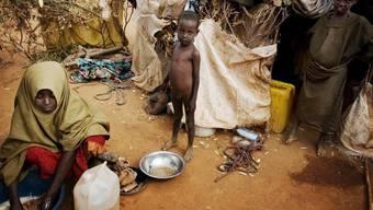Immer mehr Menschen flüchten aus Somalia