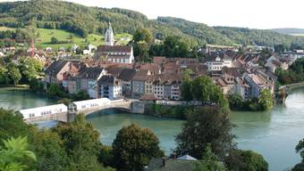 Laufenburg: Die Stadt am Rhein zeichnet sich unter anderem durch ihre malerische Altstadtkulisse aus.