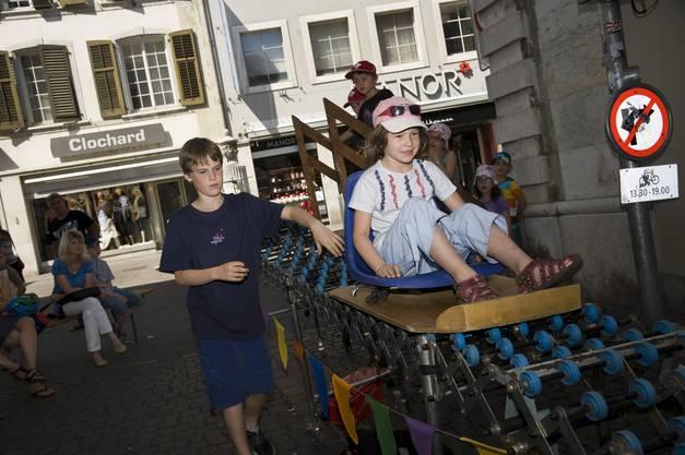 BEKB Familientag in Altstadt Solothurn  011