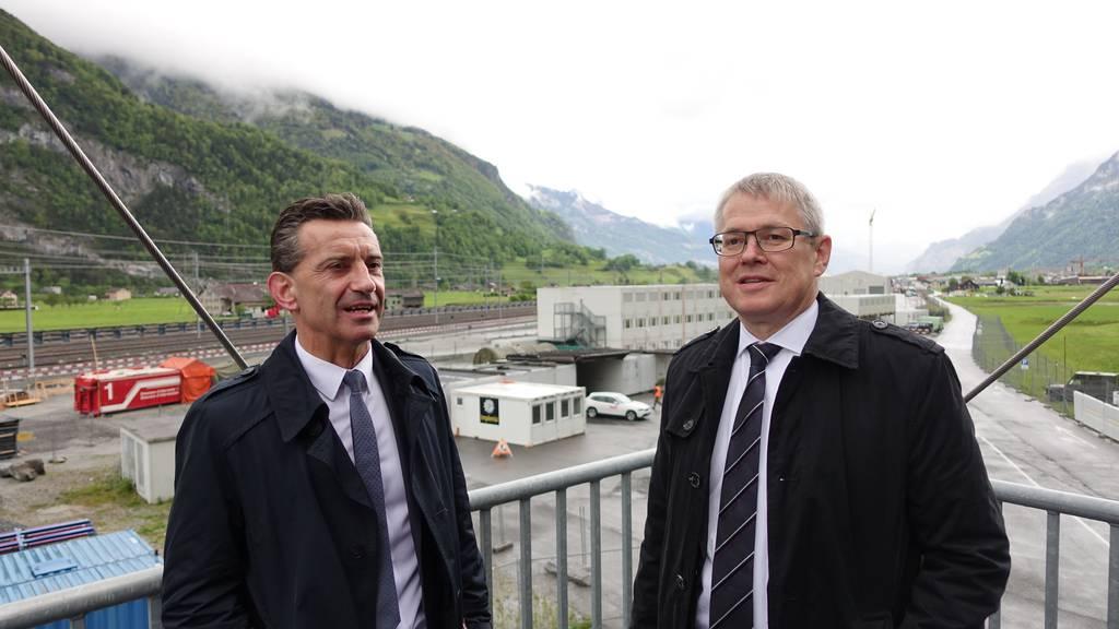 Eröffnung des Gotthard-Basistunnels - «Uri ist bereit»