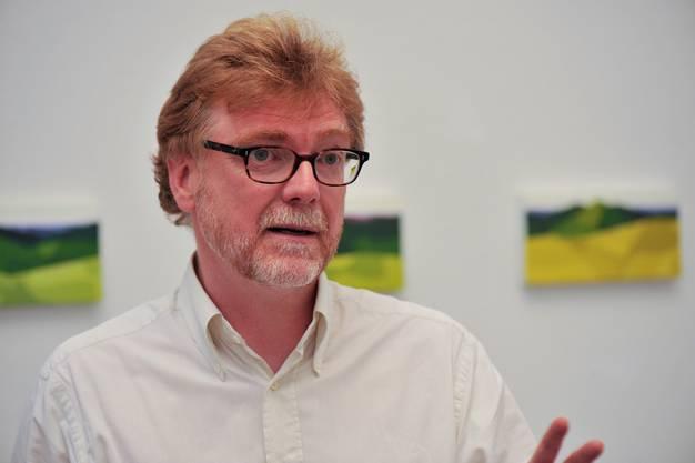 *Christoph Vögele ist Konservator des Kunstmuseums Solothurn.