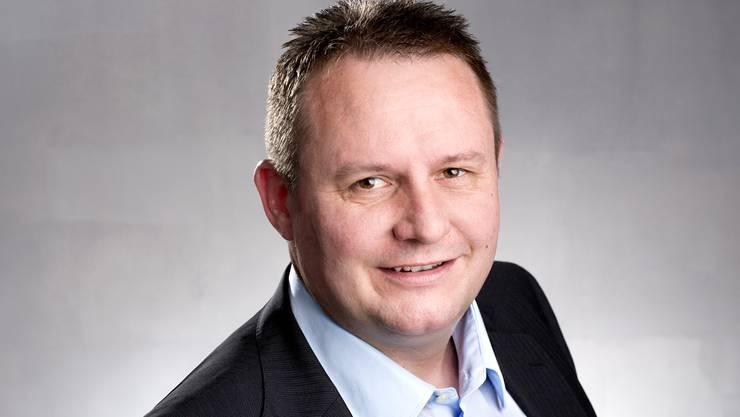 Ralph Hueber kandidiert für den Gemeinderat in Villmergen.