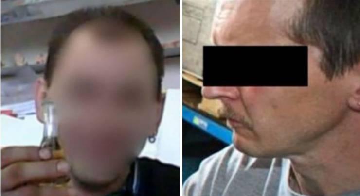 Zeljko J. (44) und Daniel G. (52): Die Hauptverdächtigen im Tötungsdelikt David M. – inzwischen Freispruch für beide.