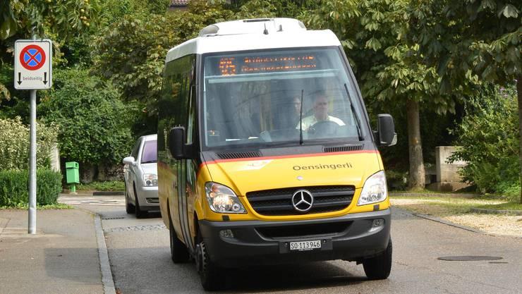 Einen Ortsbus wie in Oensingen braucht es in Balsthal nicht, findet der Gemeinderat.