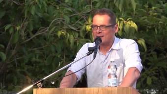 Rede zum Nationalfeiertag von Roger Köppel in Mägenwil