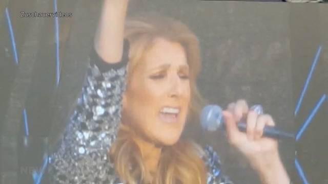 24'000 begeisterte Céline-Dion-Fans
