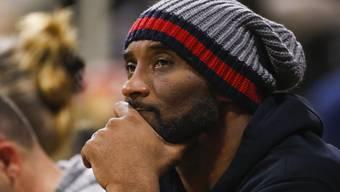 Kobe Bryant mit 41 Jahren bei Heli-Unglück verstorben