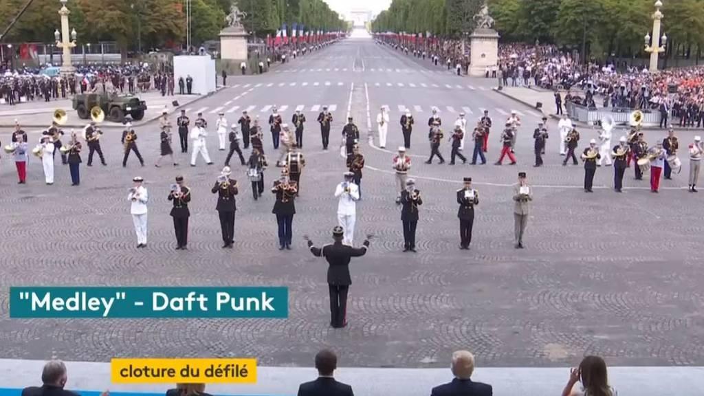 Daft Punk für Donald Trump