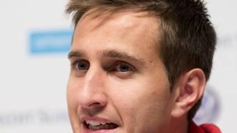 Der Schweizer Stürmer Mario Gavranovic wurde mit Rijeka kroatischer Meister