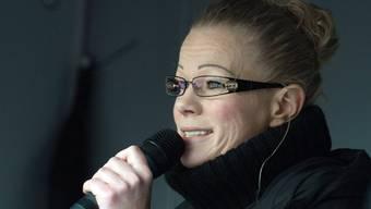Tritt von ihren Ämtern zurück: Pegida-Frontfrau Kathrin Oertel.