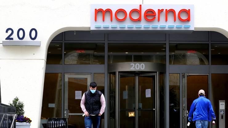 Moderna hat nun auch in Basel einen Ableger. Für die Schweizer Tochter sucht das Unternehmen über 20 Mitarbeiter.