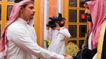 Das Königreich Saudi-Arabien will die Nachkommen des getöteten Journalisten Jamal Khashoggi unterstützen. (Archivbild)