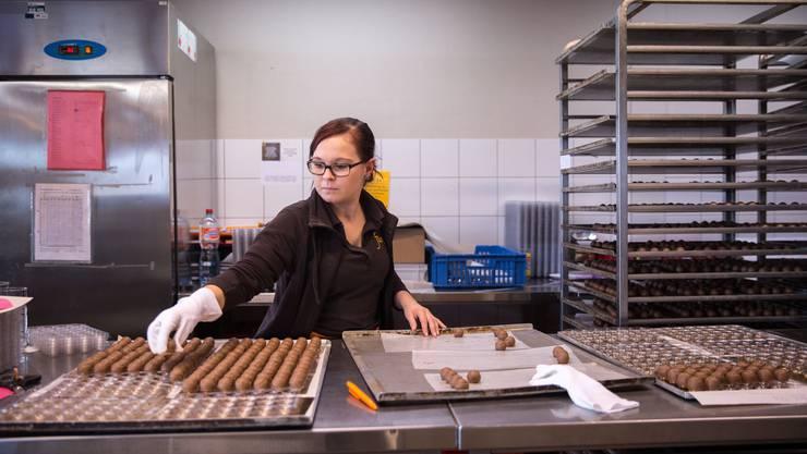 Zu Besuch bei der Flury Bäckerei Tea-Room AG