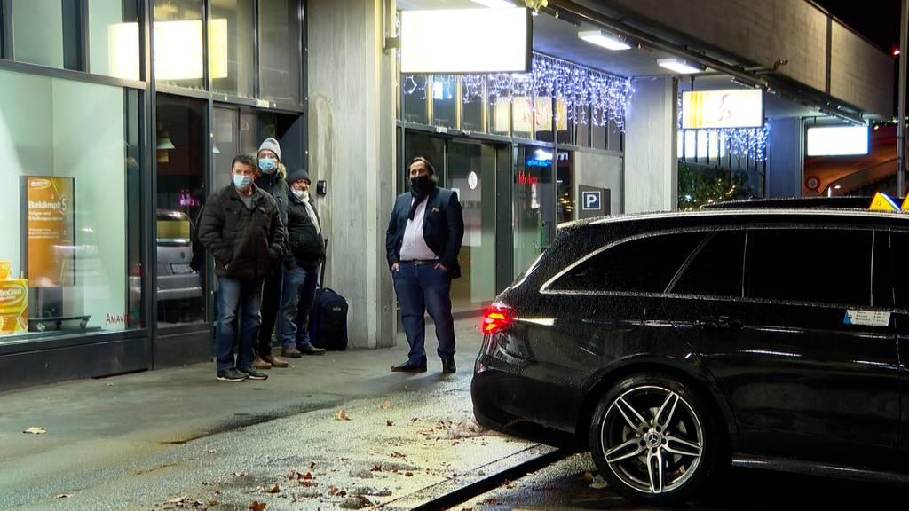 Zürcher Taxi-Präsident fordert Billing-Lockdown