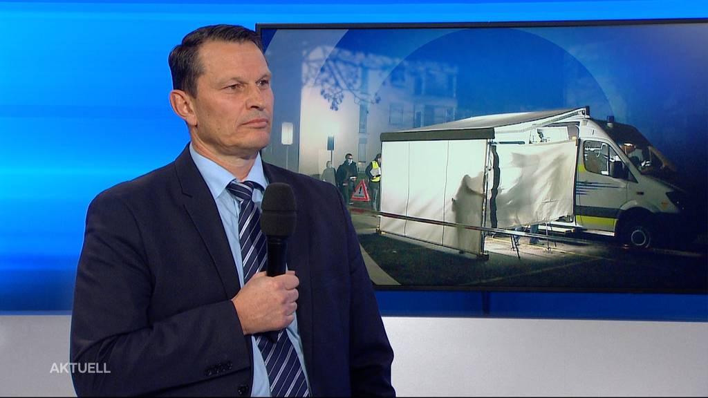 SVP-Grossrat Roland Vogt im Interview zu tödlicher Schussabgabe in Suhr