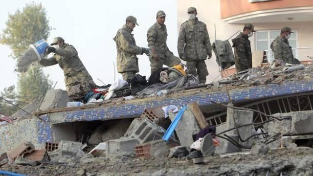 Rettungskräfte in Ercis erhalten bald internationale Hilfe