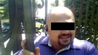 Privatdetektiv Maurizio C.: Ab durchs Tor und in den Geländewagen.