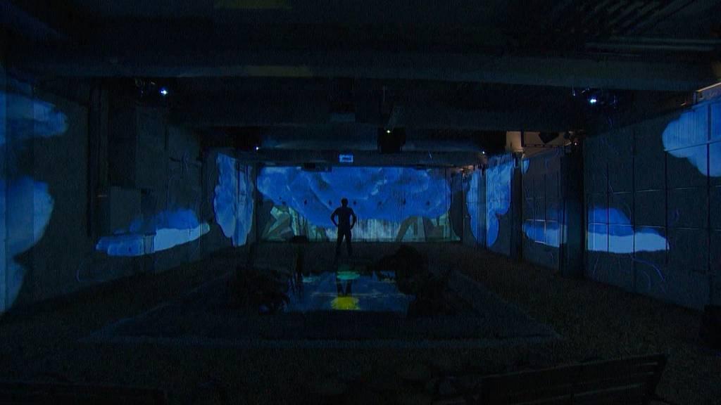 Circuit Secret: Interaktive Licht Ausstellung in Murten