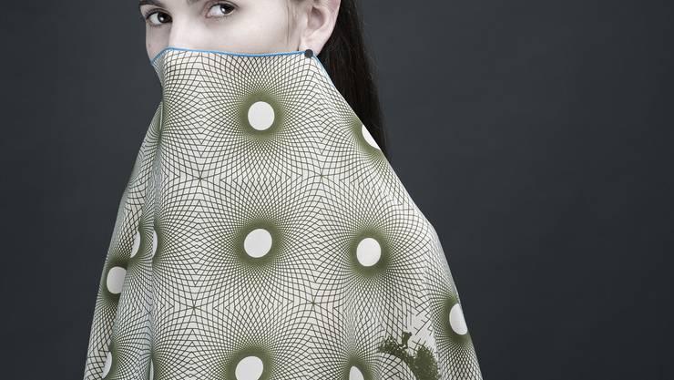Fabia Zindel hat am Ausstellungs-Projekt «Matrix 20 Reloaded» mitgewirkt.