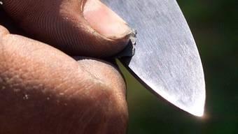 Der junge Pizzaiolo hatte einen ihm bekannten Kosovo-Albaner mit einem Küchenmesser erheblich verletzt. (Symbolbild)