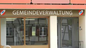 Die Gemeindeverwaltung Horriwil.