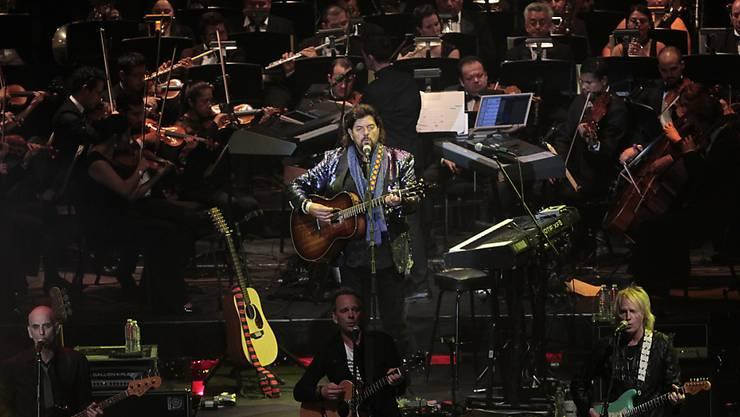 Der britische Musiker, Komponist und Toningenieur Alan Parsons zeigt sich fasziniert von Magie und Zaubertricks. Auf seinem neuen Album beschäftigt er sich auch mit der Magie eines Künstler-Daseins. (Archivbild)