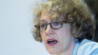Mauch ist auch Vizepräsidentin des Schweizerischen Städteverbandes