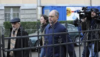 Whistleblower Rudolf Elmer stand vor Gericht