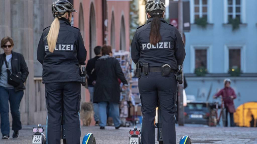 Frau mit Stehroller im Thurgau gestürzt und am Kopf verletzt
