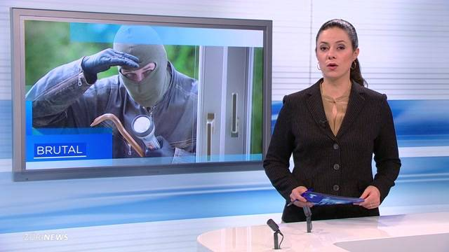 Brutaler Überfall in Cham
