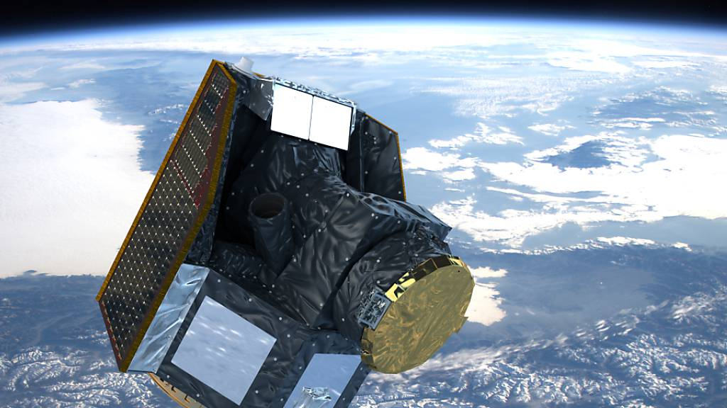 Schweizer Weltraumteleskop startet Mitte Dezember ins All