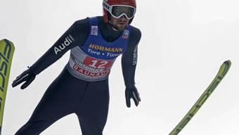Skisprung-Weltmeister Markus Eisenbichler fällt vorderhand aus